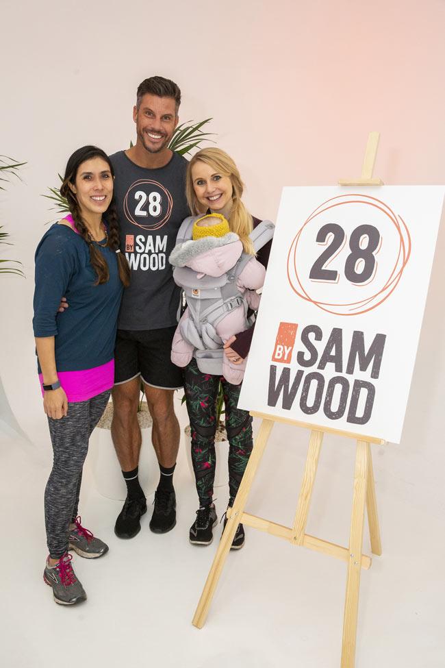28 by Sam Wood UK launch with Eliza Flynn