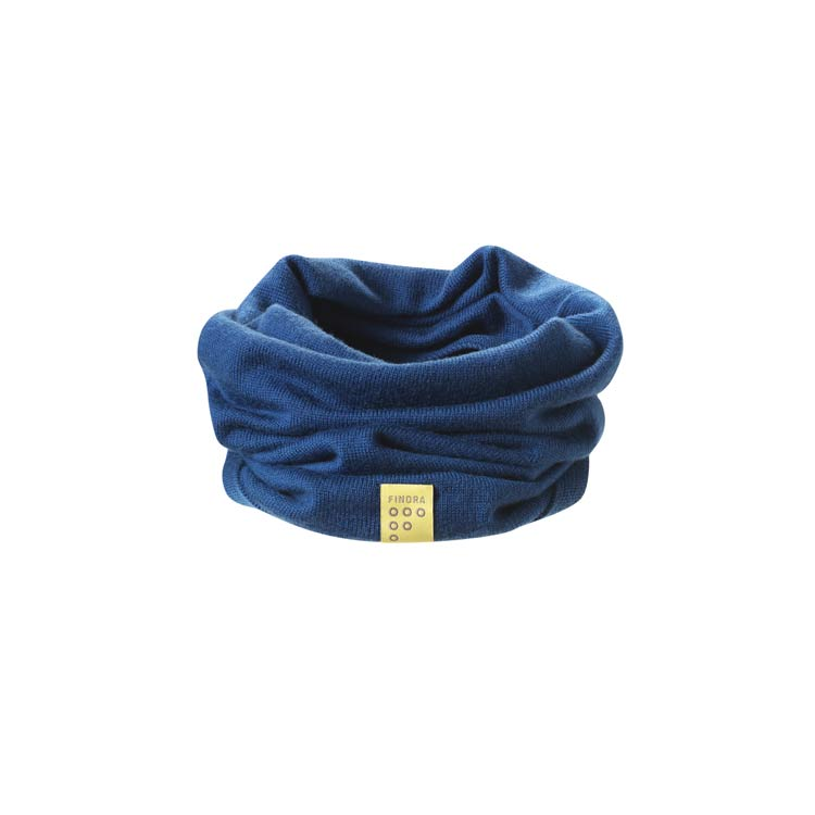 Findra Merino Neck warmer - chic cycle wear