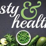 tasty healthy cookbook
