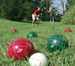 Sports & Games - Bocce Ball