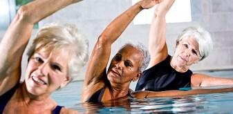 Group Fitness Aquatics at Healthy Living Okc
