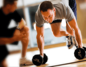 Personal Fitness Training at Healthy Living Okc