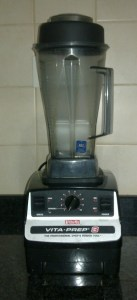 My Vitamix Blender