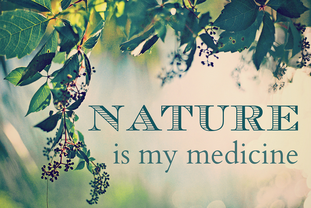 Nature Cure - Harnessing the self-healing power of the body