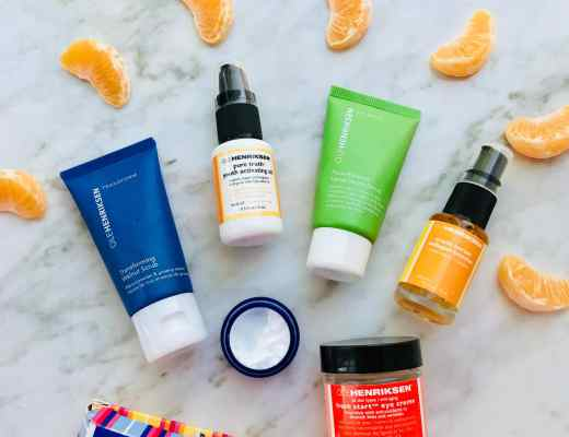 I've tried almost the entire Ole Henriksen line, even their newest products for dark spots! Read my guide for using this line at Sephora for brighter skin and less dullness.
