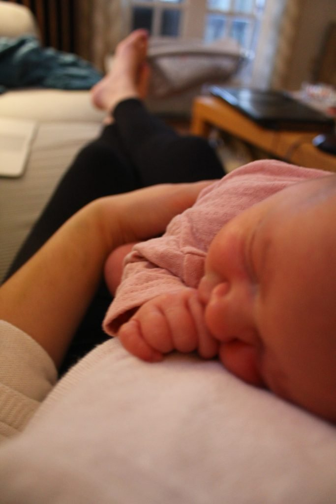 Postpartum Survival Tips from my favorite mom blogs.