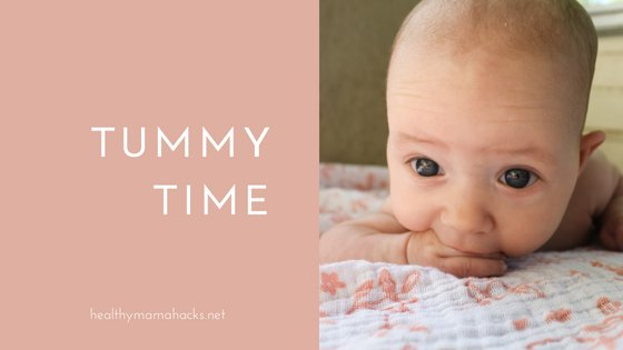 10 Hacks for No-Cry Tummy Time