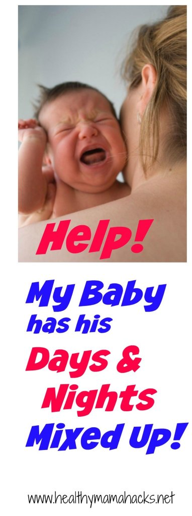 Does your baby have his days and nights mixed up? This is a very common occurrence with newborns. Learn how to help!