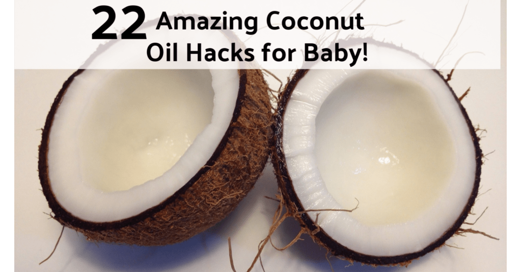 22 Amazing Coconut Oil Benefits for Babies