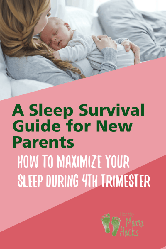 A Sleep Survival Guide for New Parents