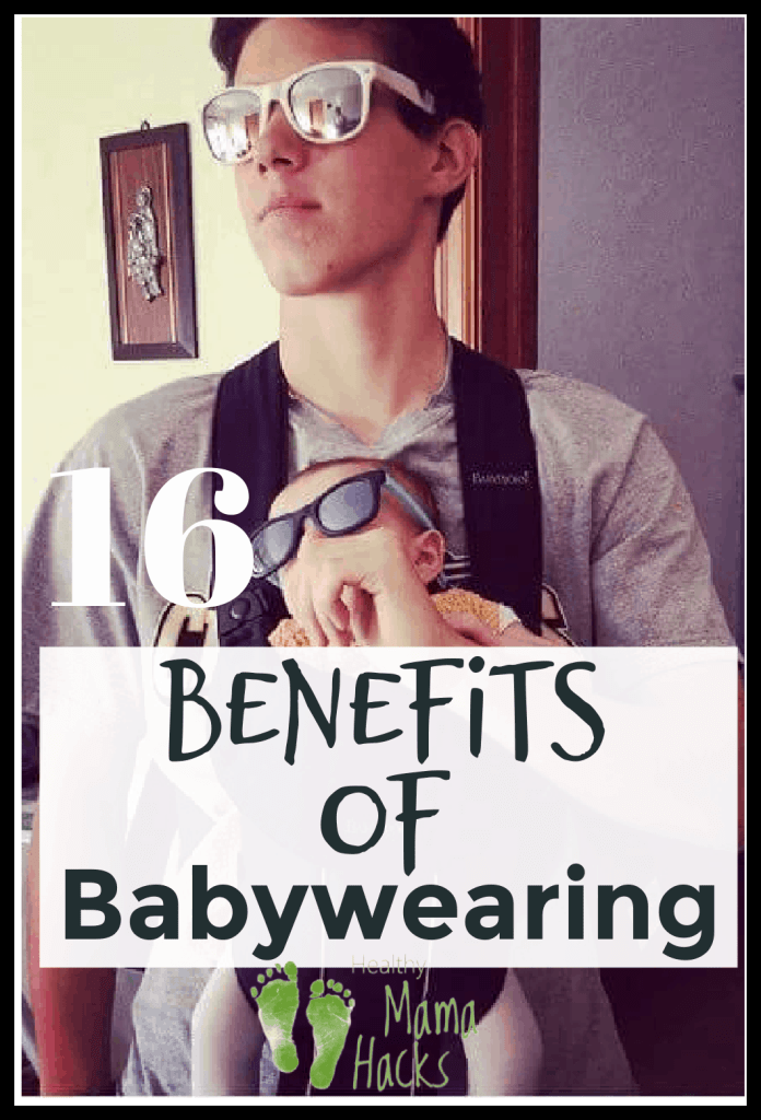 Find about about the benefits of baby wearing and how to choose the best baby carrier for you. A postpartum doula shares her favorite carriers and why. #babywearing, #wearyourbaby, #babyproducts, #baby