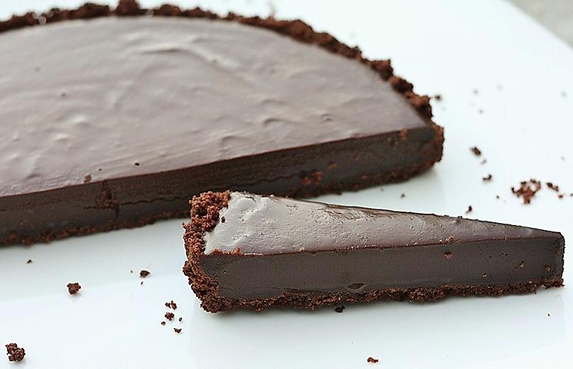 Salted Caramel Torte Recipe