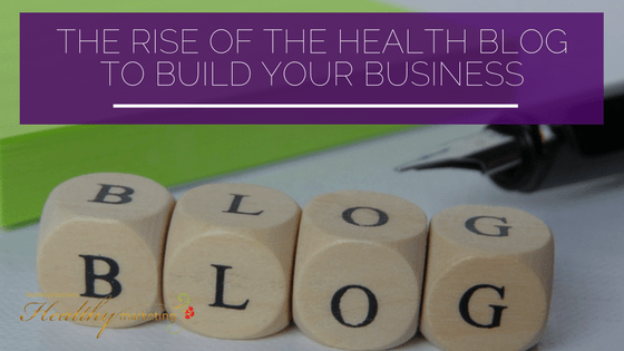 The rise of the health blog