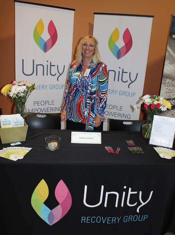 Unity Recovery Group - Stephany Mathews, Area Recovery Advisor