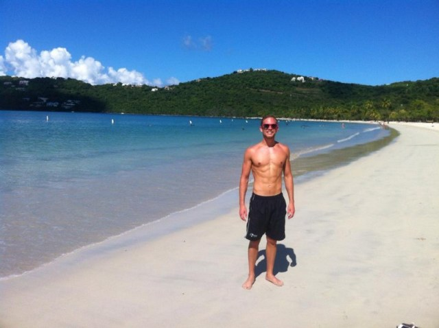 Mindful and Present, Magens Bay St Thomas