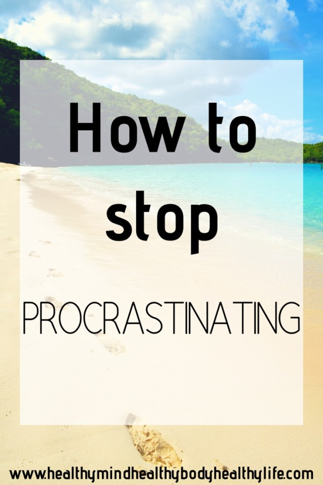 What is procrastination, the causes behind it and techniques that show you how to stop procrastinating that you can implement right now.