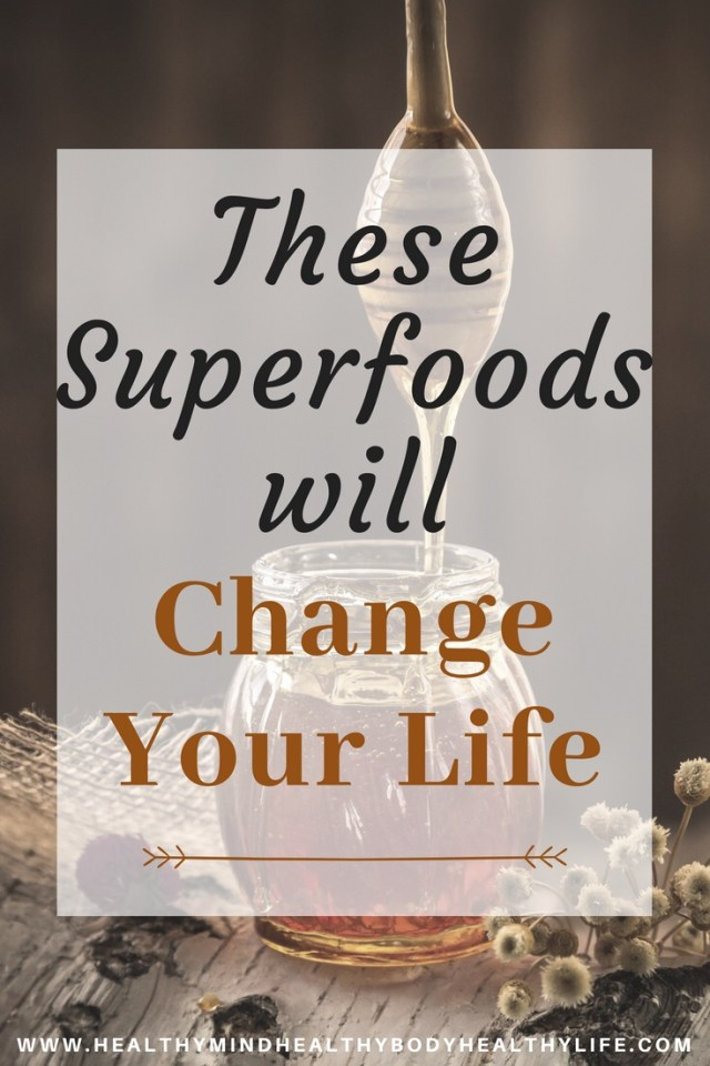 What are superfoods? Why are they so good for us? Check out this superfoods list to optimise your health and feel better today!
