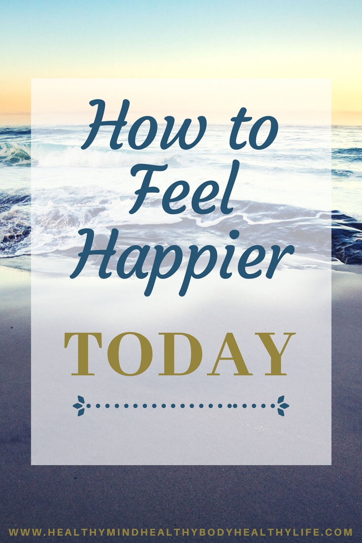 How to feel happy everyday using these simple tips and positive mindset changes to increase your joy immediately