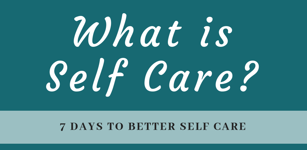 Self care isn't just drinking water and going to sleep early. It is taking a break, saying no, asking for help and doing things that make you happy.