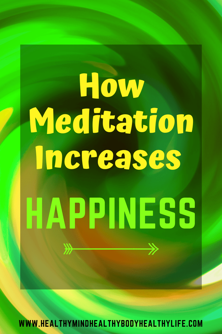 Scientific research shows that daily meditation can help increase happiness levels and improve feelings of worthiness and life purpose