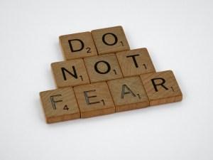 A different perspective on fear