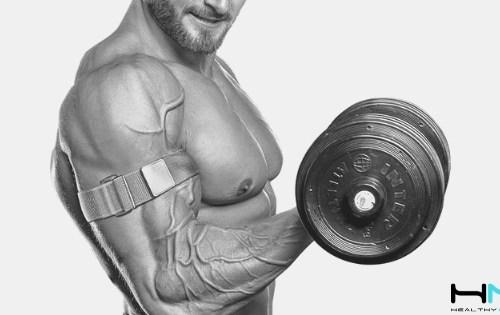 No uses bandas o straps para entrenamiento oclusivo.