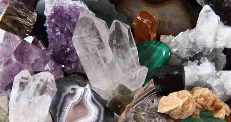 Healing Crystals Their Meanings Revealed