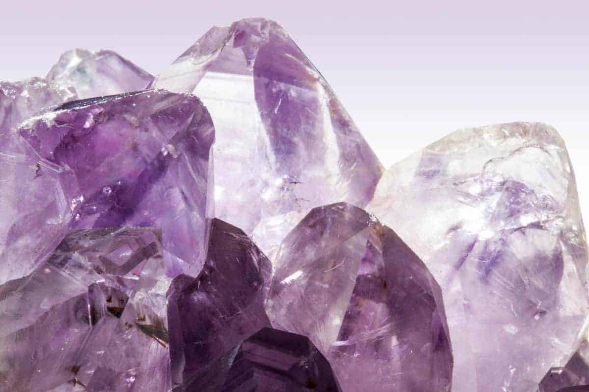 natural healing crystals stones