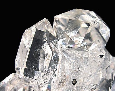 healing crystals their meanings and uses - herkimer diamonds