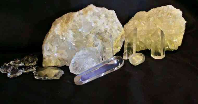 Healing Crystals Their Meanings And Uses