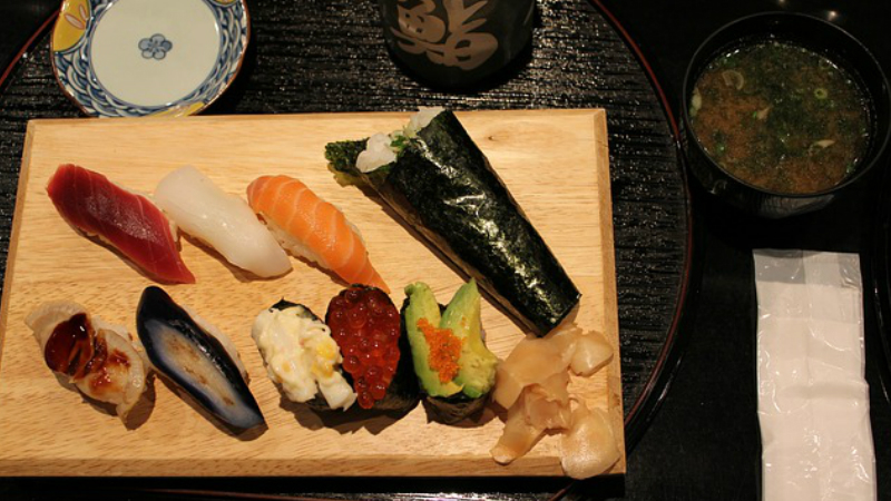 Lose Weight: Sushi Is Your Friend