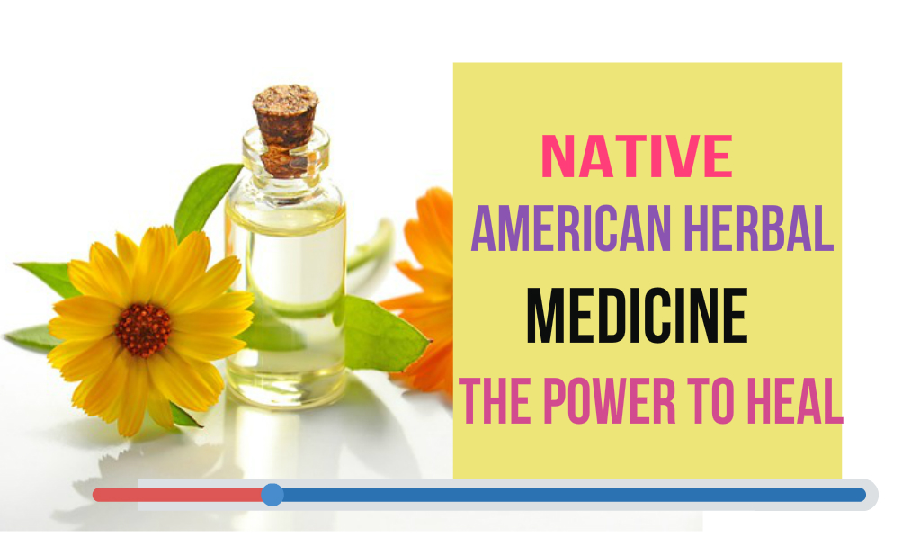 Native American Herbal Medicine: The Power To Heal