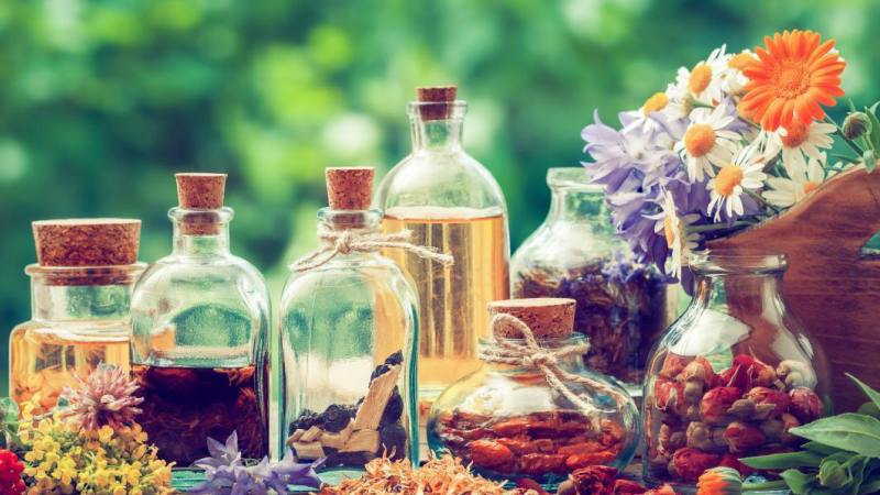 How to Make Healing Herb Tinctures