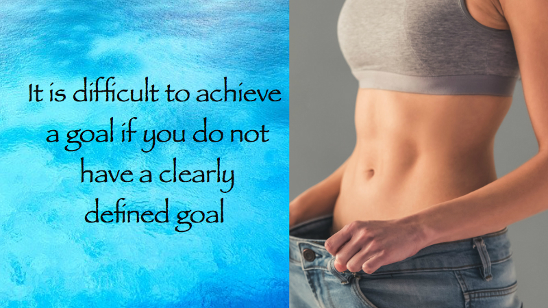 Setting Goals When Dieting