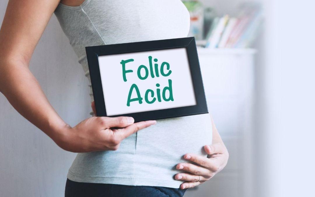 Using Folic Acid as a Supplement
