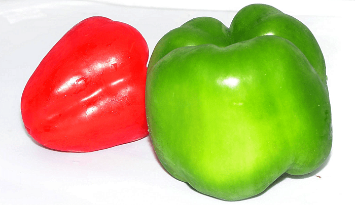 Special Ingredient Saturday – Red/Green Peppers
