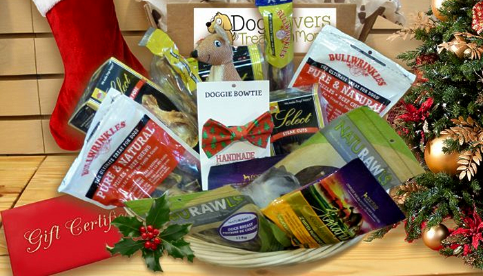 5 Ways to Pamper Your Pet this Holiday Season — Great Pet Gifts