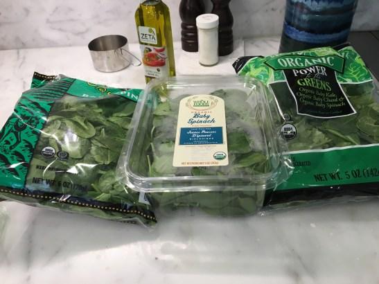 So much greens!