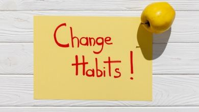 Photo of 3 simple steps to help you change your bad habits