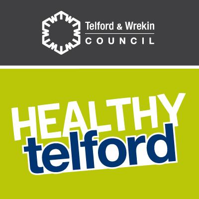 Healthy Telford logo