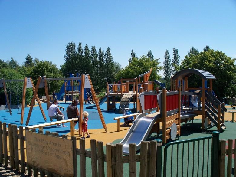 Telford Town Park