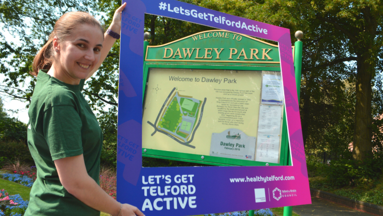 Let's Get Telford Active in Dawley