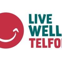Live Well Telford logo