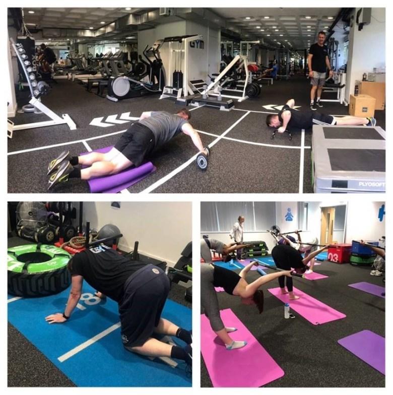 The Gym at Capgemini