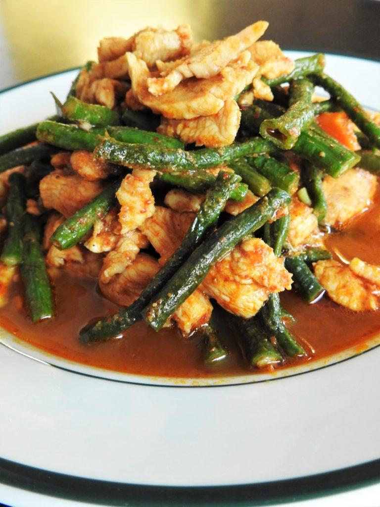 7 Ingredients Pad Prik King  Healthy Thai Recipes