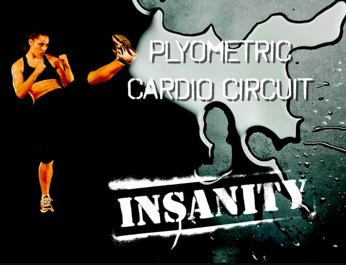 What is the Insanity Plyometric Cardio Circuit? You need to know.