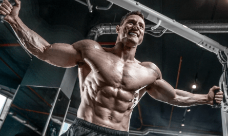 workout plan to get ripped