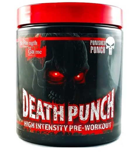 The Best Death Punch Pre Workout Review – Ultimate Guide