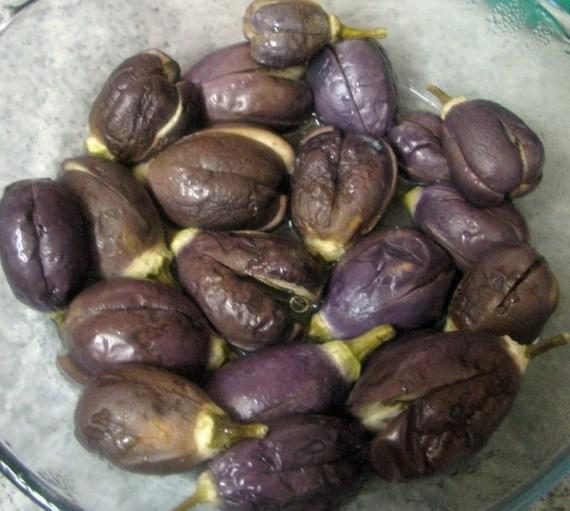 micro eggplant