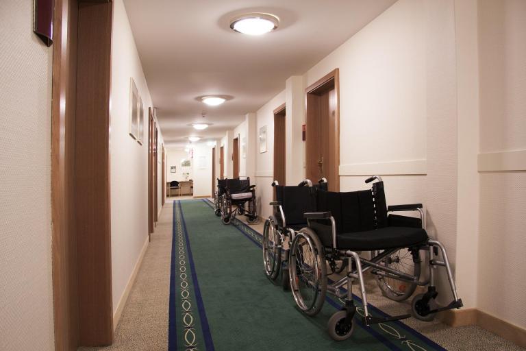 health care facility covid 19 protection